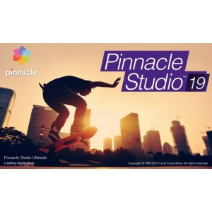Pinnacle Studio 19.5 Ultimate