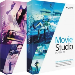 MAGIX Movie Studio Platinum 13.0